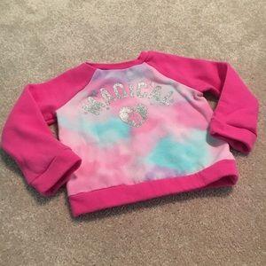 Tie Dye Sweatshirt 2T